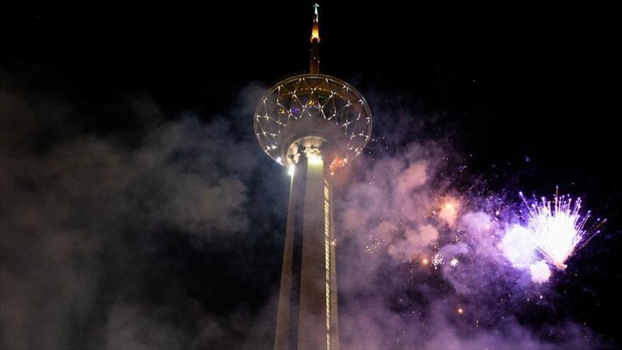 Teherán, iluminado y adornado por el natalicio del Imam Mahdi | HISPANTV