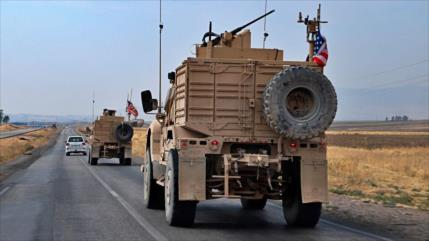 Vídeo: Otros dos convoyes de EEUU arden en llamas en Irak