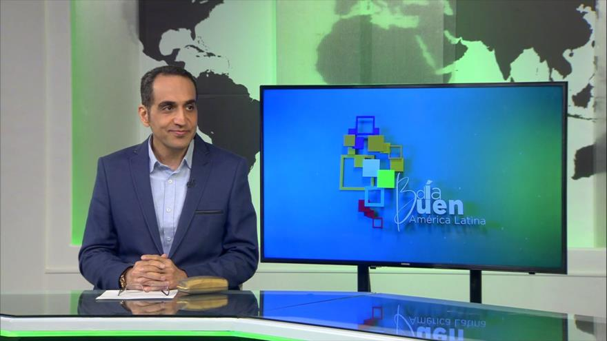 Buen día América Latina: Exigen a EEUU fin del bloqueo a Cuba