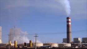 Irán duplica suministro de gas natural de sus centrales eléctricas