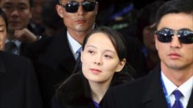 "Pyongyang denuncia ""lógica gangsteril"" de Seúl y Washington"