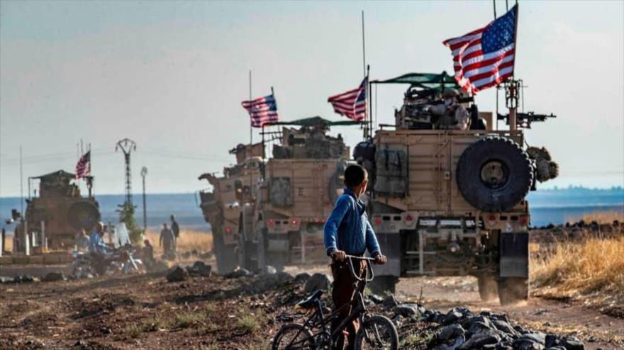Exsenador: EEUU apoya a terroristas para destruir Siria | HISPANTV