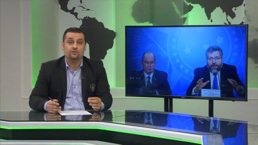 Buen día América Latina: Terremoto político en Brasil