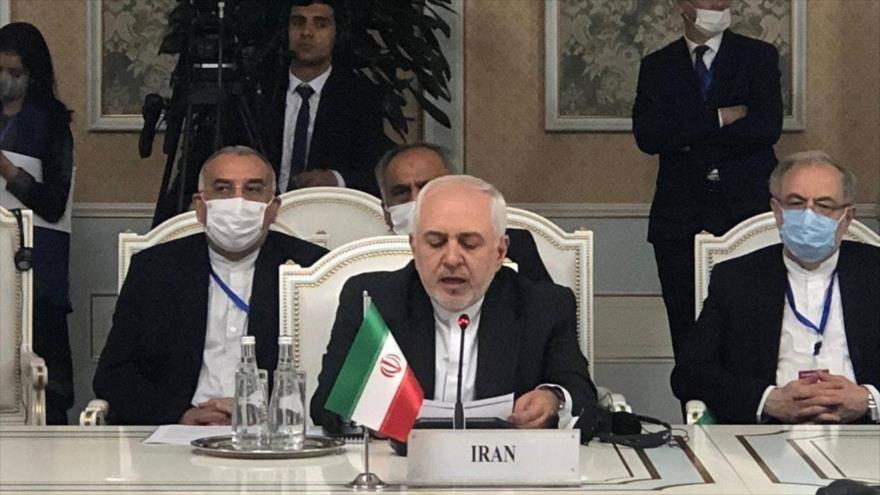 Irán aboga por facilitar el proceso de paz en Afganistán