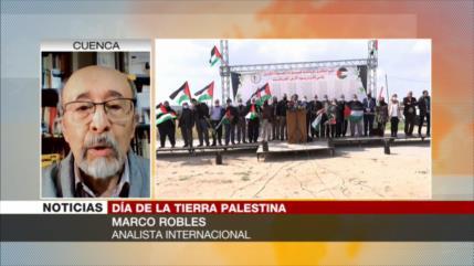 """""""Palestinos tienen que estar siempre alertas ante agresión israelí"""""""