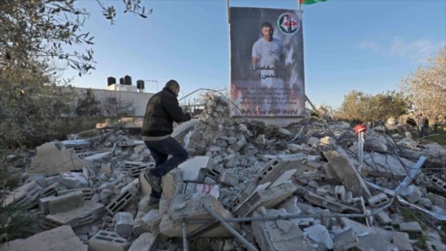 Israel se apodera del 85% de tierras palestinas en Cisjordania   HISPANTV