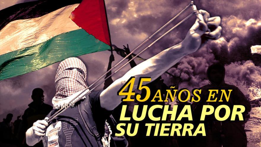 Detrás de la Razón: Palestina; una tierra que jamás olvidan