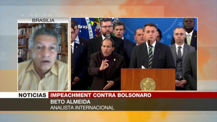 Bolsonaro no sería destituido, gracias a sus aliados en el Congreso | HISPANTV