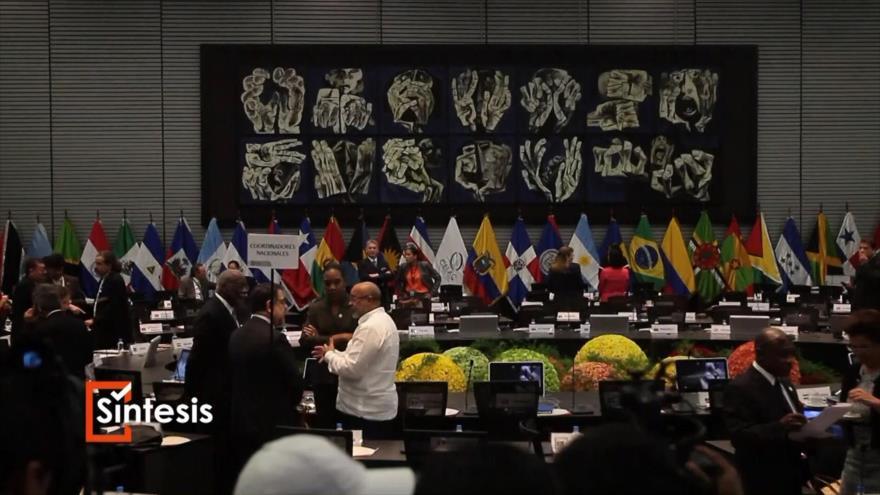 Síntesis: Organizaciones regionales en América Latina