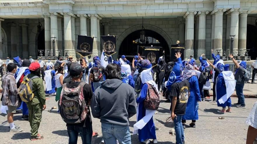 Huelga de dolores en Guatemala cumple 123 años