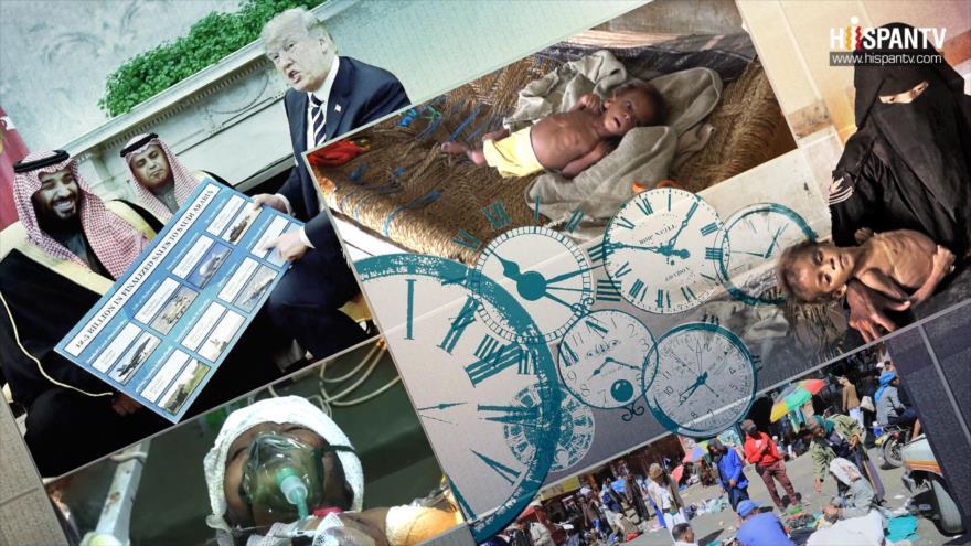 10 Minutos: Yemen: seis años de guerra