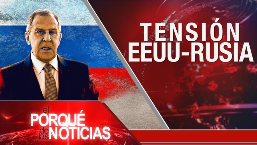 El Porqué de las Noticias: Acuerdo nuclear. Tensión Rusia-EEUU. Crisis migratoria