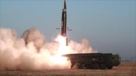 'Corea del Norte lanzaría en prueba misiles balísticos Iskander'