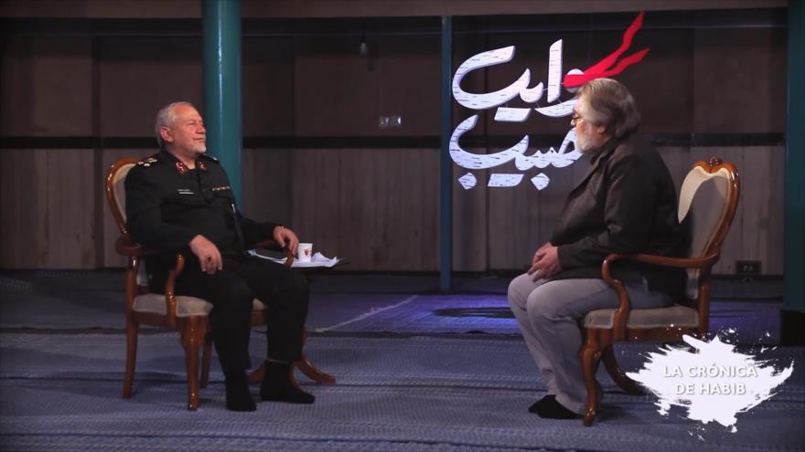 La crónica de Habib: Rahim Safavi (Parte 2)