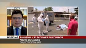 """""""El estado de excepción en Ecuador puede arriesgar las elecciones"""""""