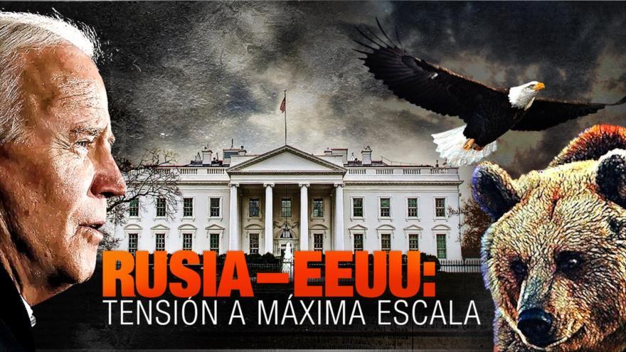 Detrás de la Razón: Rusia-EEUU: Escalada de tensión