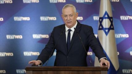 Gantz: Netanyahu lleva a Israel al borde de una guerra civil
