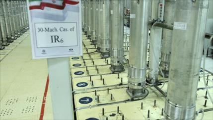 Irán asegura que tiene 50 kg de uranio enriquecido al 20 %
