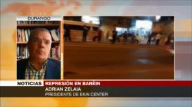Zelaia: Represión bareiní, indicador de comportamiento occidental