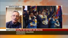 Valdivia: Los intereses de Luis Almagro son los de EEUU