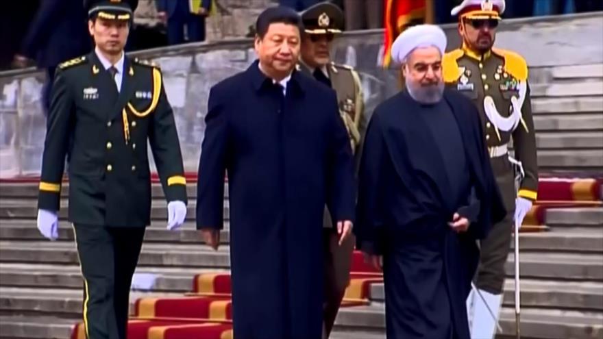 Recuento: Acuerdo Irán-China