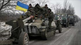 Ucrania y OTAN realizarán maniobras en plena tensión con Rusia