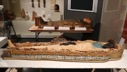 Revelan cómo murió faraona Takabuti hace 2600 años
