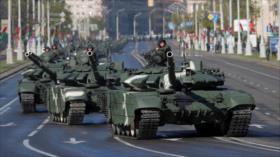Bielorrusia cierra filas con Rusia; envía tropas cerca de Ucrania