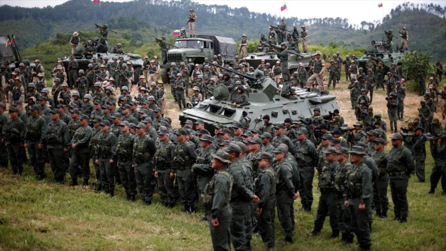 Venezuela permanece en alerta en la frontera con Colombia