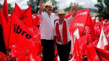 Partido opositor hondureño Libre supera meta de votos en primarias