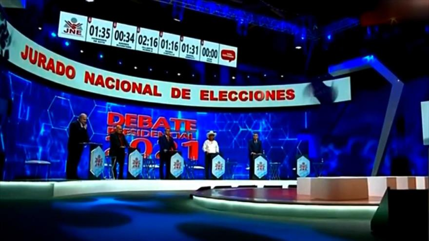 Sagasti promete establecer elecciones presidenciales transparentes