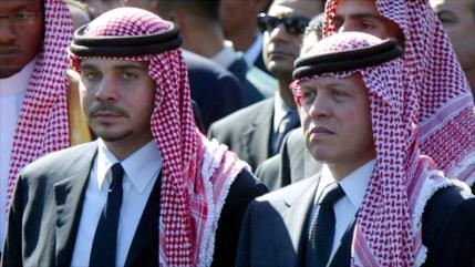 """""""Exagente de Mossad, implicado en intentona golpista en Jordania"""""""