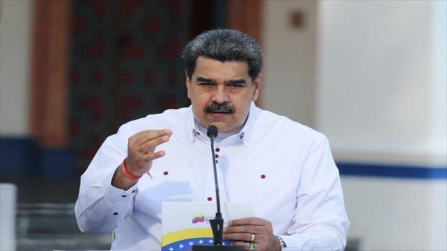 Maduro denuncia que los medios demonizan la pandemia en Venezuela | HISPANTV
