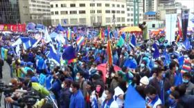 Luis Arce llama a votar por los gobernadores de confianza