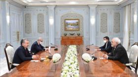 Irán y Uzbekistán fortalecen sus relaciones bilaterales