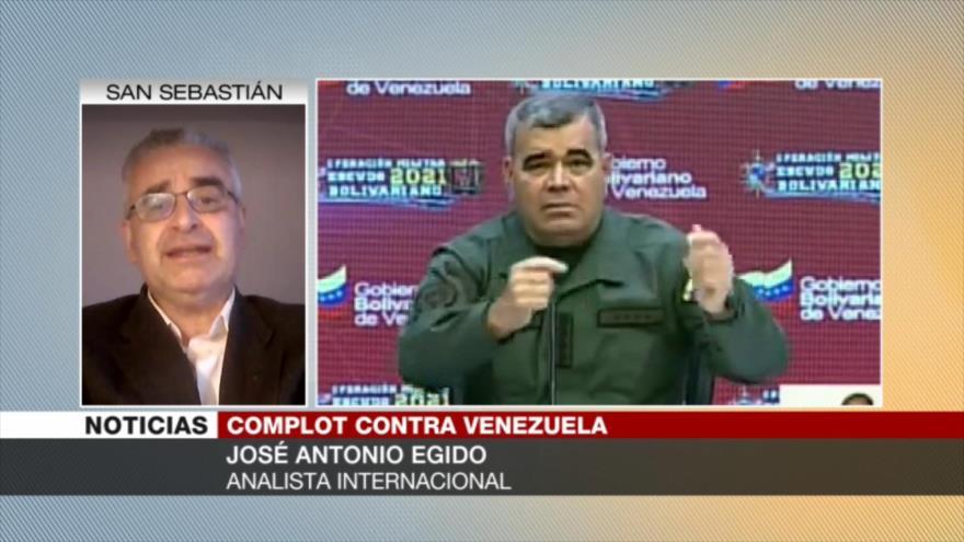 Egido: Venezuela tiene que defender su soberanía frente a Colombia
