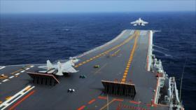"""China realizará maniobras cerca de Taiwán """"de forma rutinaria"""""""