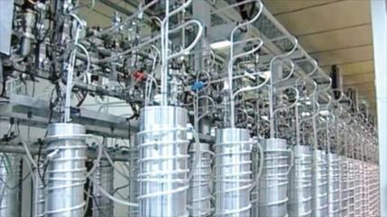 Irán inicia las pruebas de una centrifugadora de nueva generación