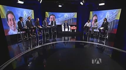 Arauz y Lasso intensifican su campaña para sumar votos