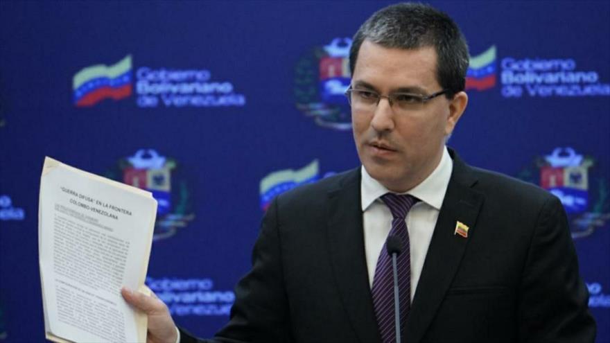 """Venezuela pide a ONU investigar """"violencia colombiana"""" en su contra"""