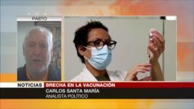 Santa María: OMS, responsable de desigualdad en acceso a vacunas