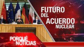 El Porqué de las Noticias: Dentro del acuerdo nuclear. Tensión Rusia-EEUU. Crisis entre Venezuela y Colombia