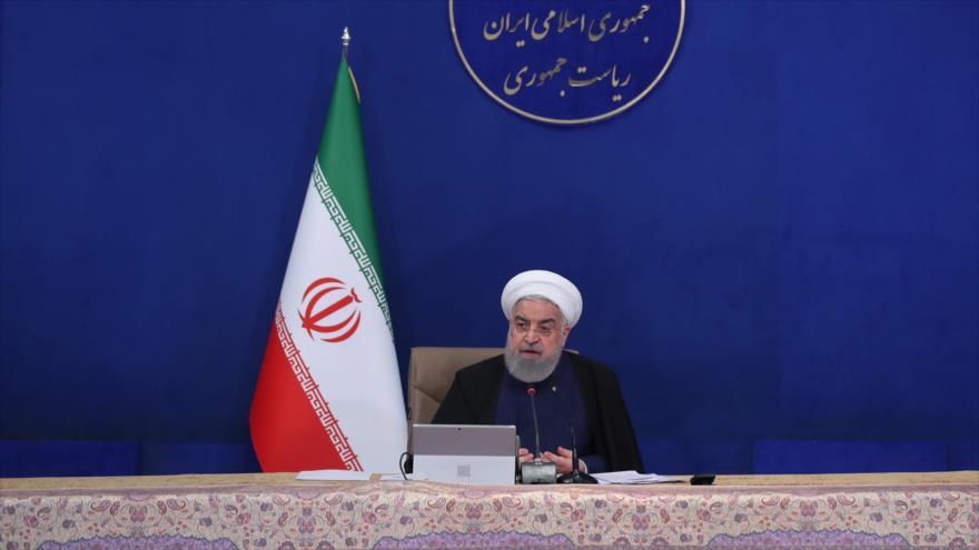 Rohani: Irán ha salido victorioso pese a las presiones de EEUU | HISPANTV