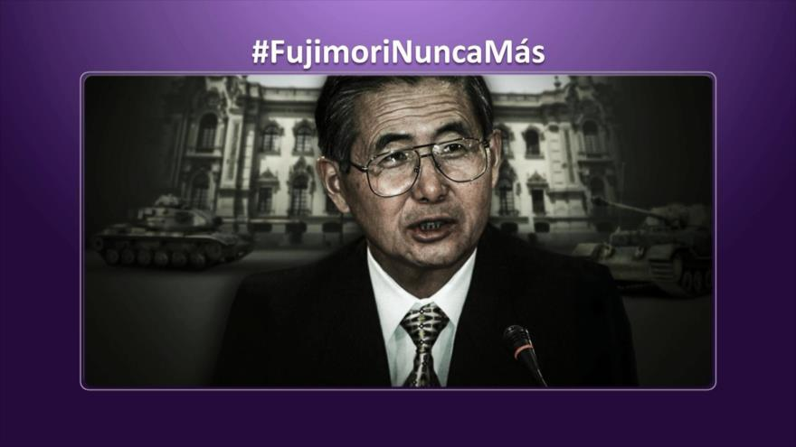 Etiquetaje: Fujimori nunca más