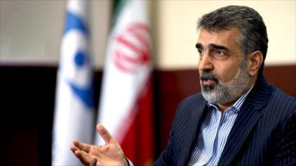 Reservas de uranio enriquecido al 20 % de Irán alcanzan los 55 kg