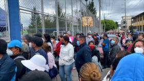 Denuncian anomalías en la aplicación de la vacuna en Guatemala