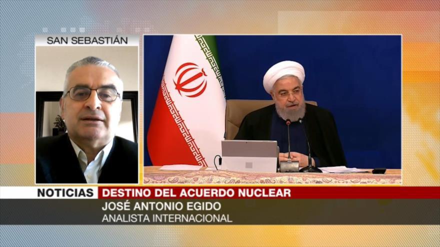 Egido: Exigencia de EEUU de dialogar es gran victoria para Irán