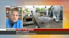 """""""Bolsonaro pide a China y Rusia vacunas por tenebrosa situación"""""""