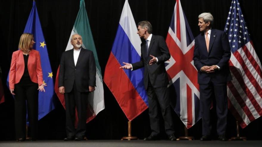 Pacto nuclear con Irán. Tensión Rusia-Occidente. COVID-19 en Sudamérica - Noticias Exprés: 19:30 – 7/4/2021