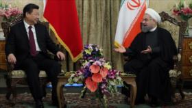 Irán no cederá ante presiones de EEUU y seguirá lazos con China